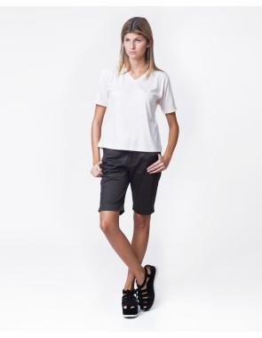 Bermuda algodón semi-cadera