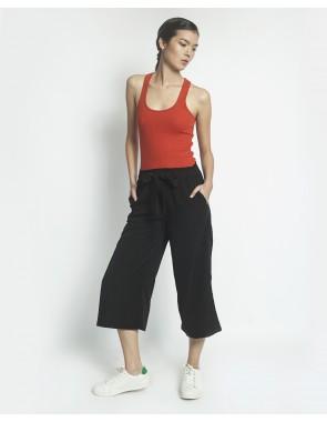 Culotte cintura elástica
